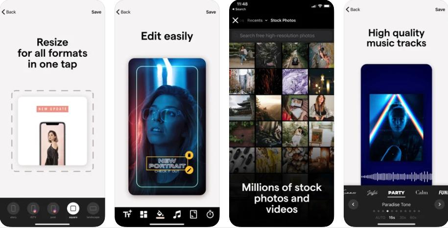Top những app tạo Story đẹp mà bất kỳ ai dùng mạng xã hội đều phải biết 2