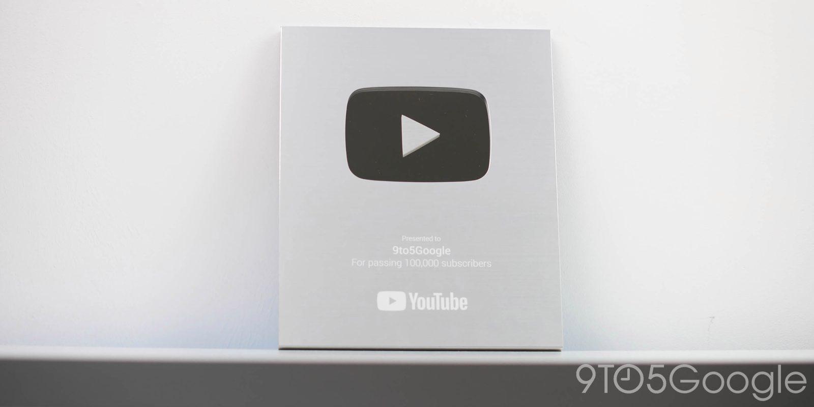 Nút bạc YouTube là gì? Làm sao để đạt được nút bạc YouTube?