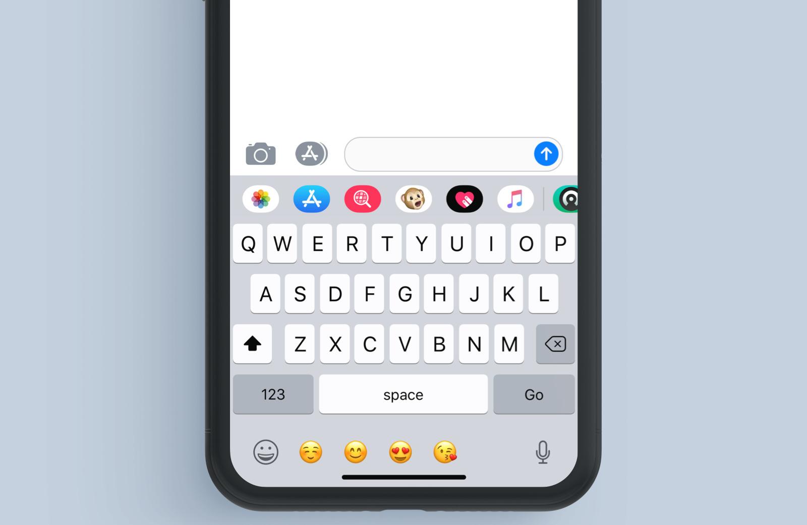 Không còn gõ nhầm phím với cách phóng to bàn phím iPhone cực đơn giản này