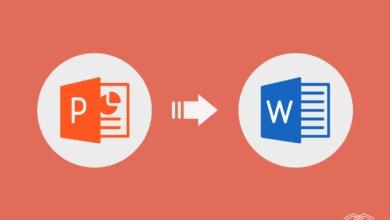 Hướng dẫn chuyển file PowerPoint sang Word chỉ trong tích tắc 2