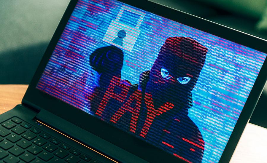 ransomware la gi