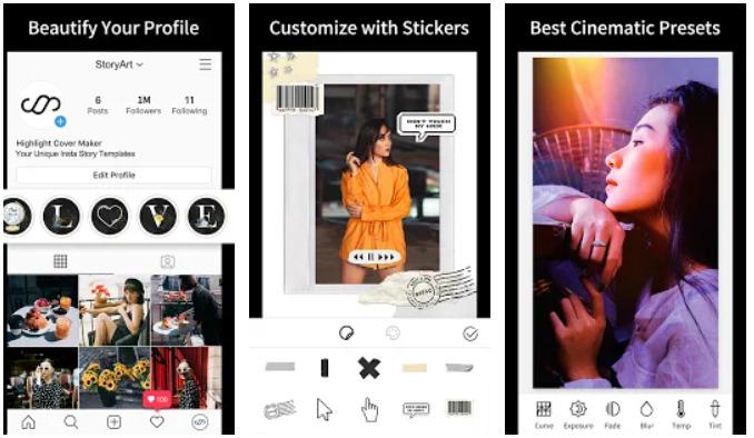Top những app tạo Story đẹp mà bất kỳ ai dùng mạng xã hội đều phải biết 3