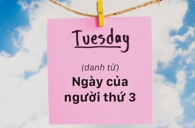 Tuesday là gì? Tuesday là ai mà khiến toàn dân phải đau đầu để lo ứng phó?