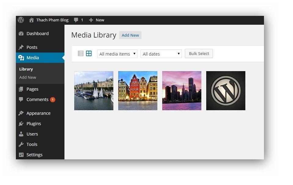 WordPress là gì? Những điều cơ bản về công cụ tạo và quản lý web phổ biến nhất hiện nay 11