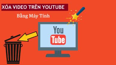 Cách xóa video trên YouTube bằng máy tính chắc ai đó sẽ cần 3