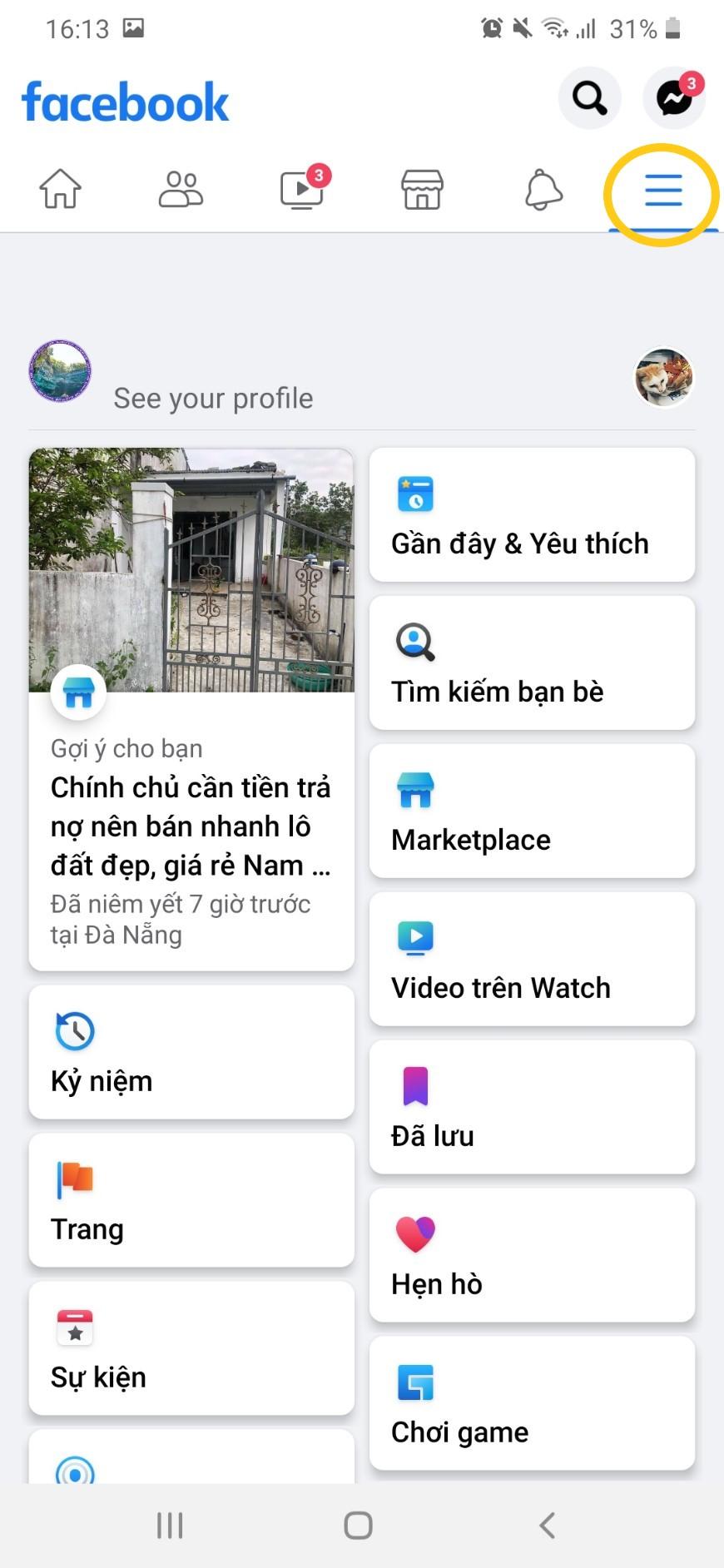 Hướng dẫn từng bước chuyển Facebook sang Tiếng Việt, ai cũng sẽ làm được 2