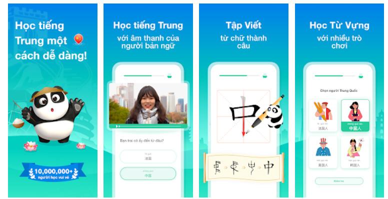 app học tiếng Trung