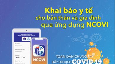 App NCOVI là gì? Tất tần tật về ứng dụng giúp phòng chóng Covid-19 bạn không nên bỏ qua 11