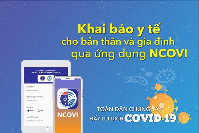 Tất tần tật về app NCOVI. Ứng dụng khai báo y tế bạn nên biết