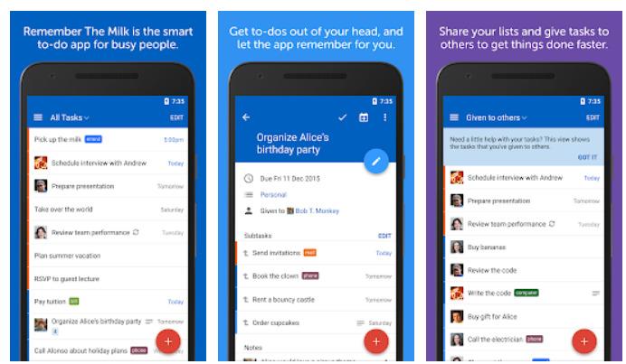 Tìm hiểu 7 app nhắc nhở siêu hay ho cho một cuộc sống hiệu quả