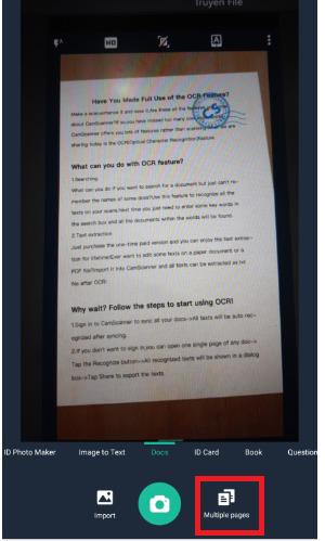 Top những app scan ảnh bạn không nên bỏ qua