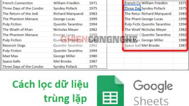 cach loc du lieu trung trong google sheet 00