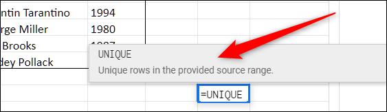 cach loc du lieu trung trong google sheet 02