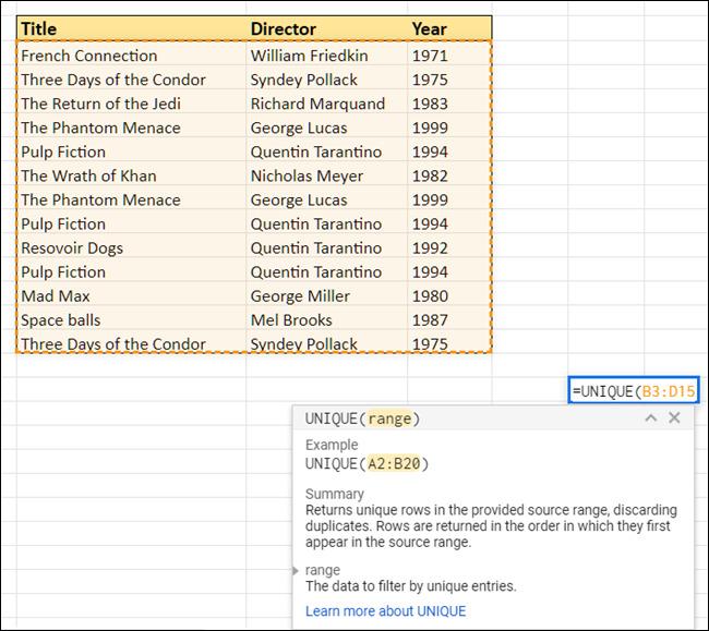 cach loc du lieu trung trong google sheet 03