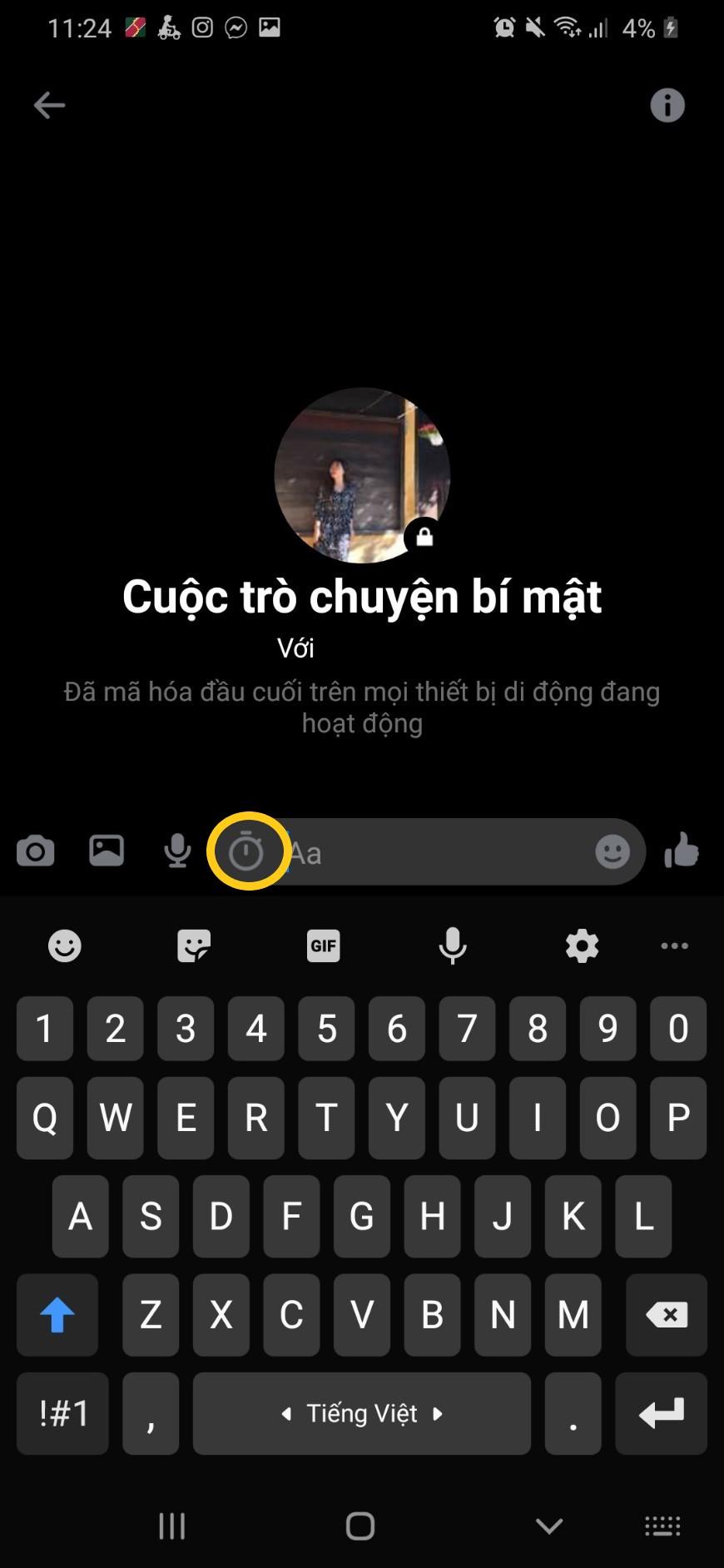 Cuộc trò chuyện bí mật trên Messenger là gì mà ai cũng dùng?