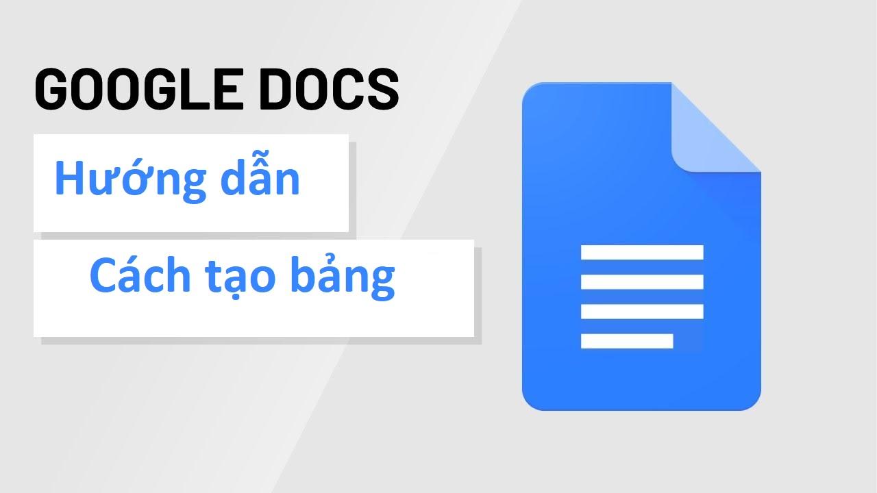 cach tao bang trong google docs 00