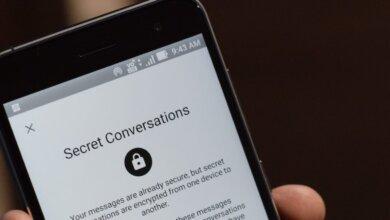 Cách gỡ bỏ cuộc trò chuyện bí mật trên Messenger như chưa hề có cuộc chia ly 3