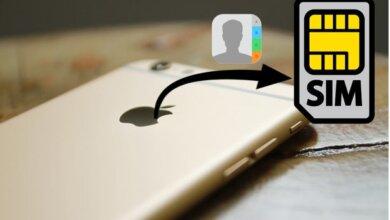Có cách chuyển danh bạ từ iPhone sang SIM không? Câu trả lời có ngay sau đây 14