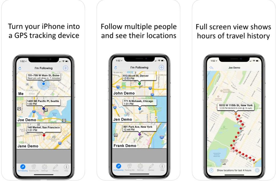 Top 5 phần mềm định vị iPhone người dùng iOS nên biết