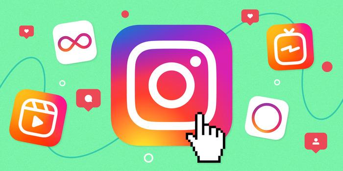 Cách làm chữ chạy trên Story Instagram ảo tung chảo