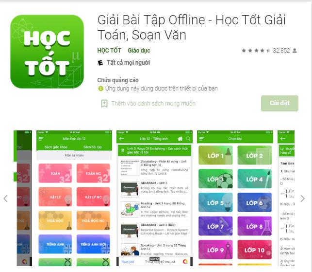 app giai toan 14