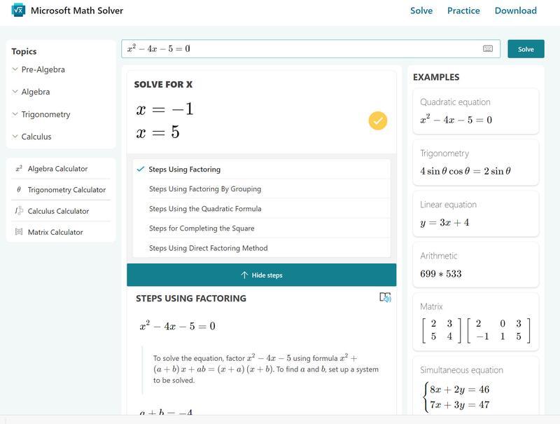app-giai-toan-Microsoft-math-00
