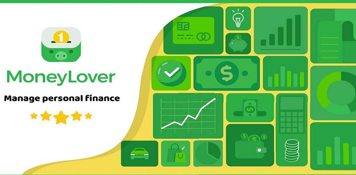App quản lý chi tiêu - Money Lover