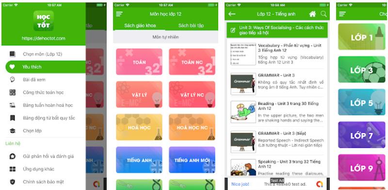 Top 5 app giải Tiếng Anh bạn không nên bỏ qua