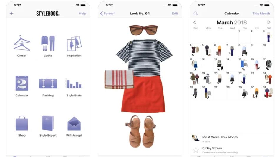 Top 6 app phối đồ cực chất biến bạn thành một Fashionista chính hiệu trong vòng 3s
