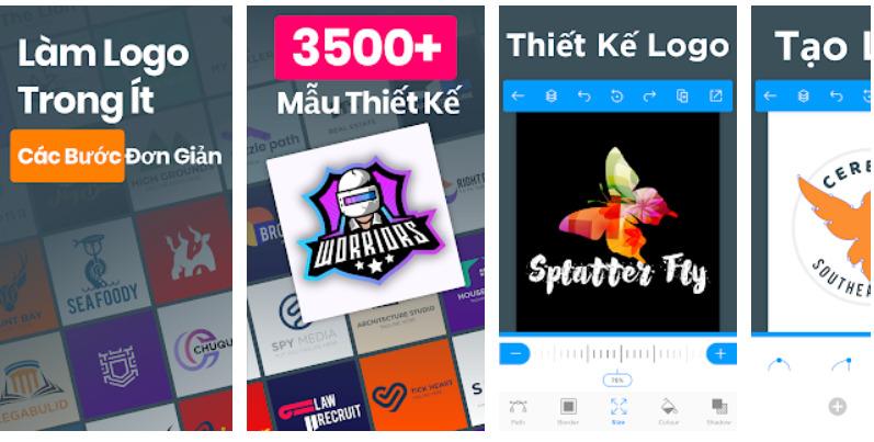 Top 6 app thiết kế logo xịn sò bạn nên biết