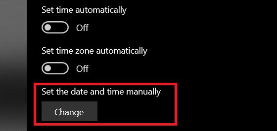 Cách cài đặt ngày giờ trên máy tính Win 10