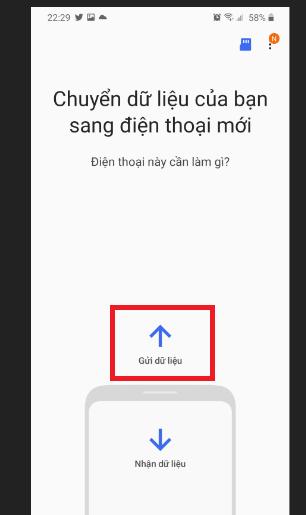 Cách sao lưu dữ liệu trên Android