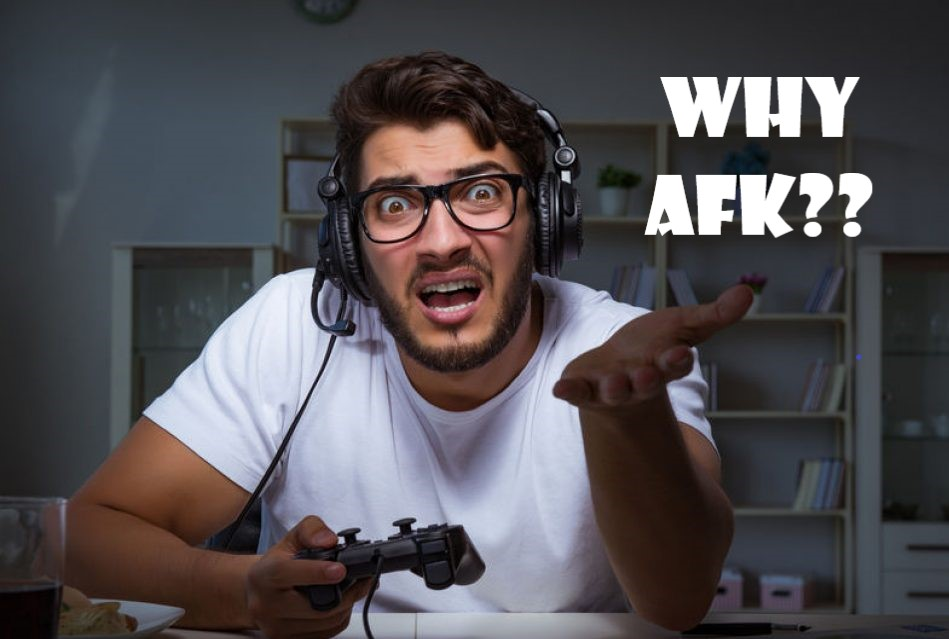 Afk-er là kiểu người chơi bị game thủ cực kỳ ghét