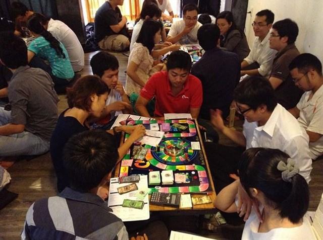 Phong trào Board Game ở Việt Nam
