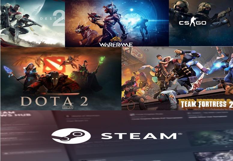 Top những game miễn phí trên Steam theo từng thể loại