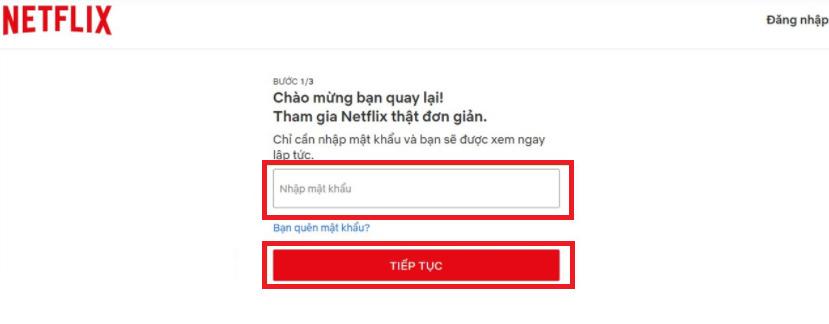 Cách đăng ký Netflix