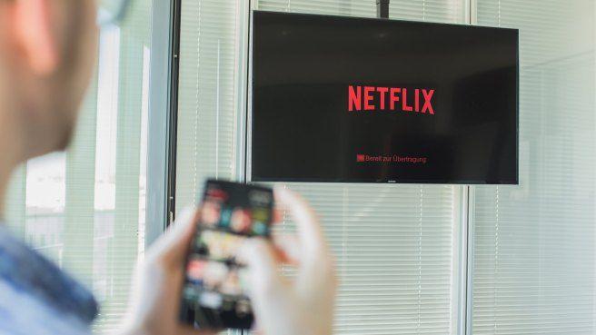 Cách kết nối Netflix với tivi