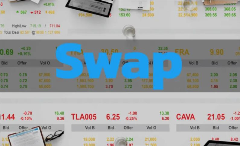 Cách tính phí Swap