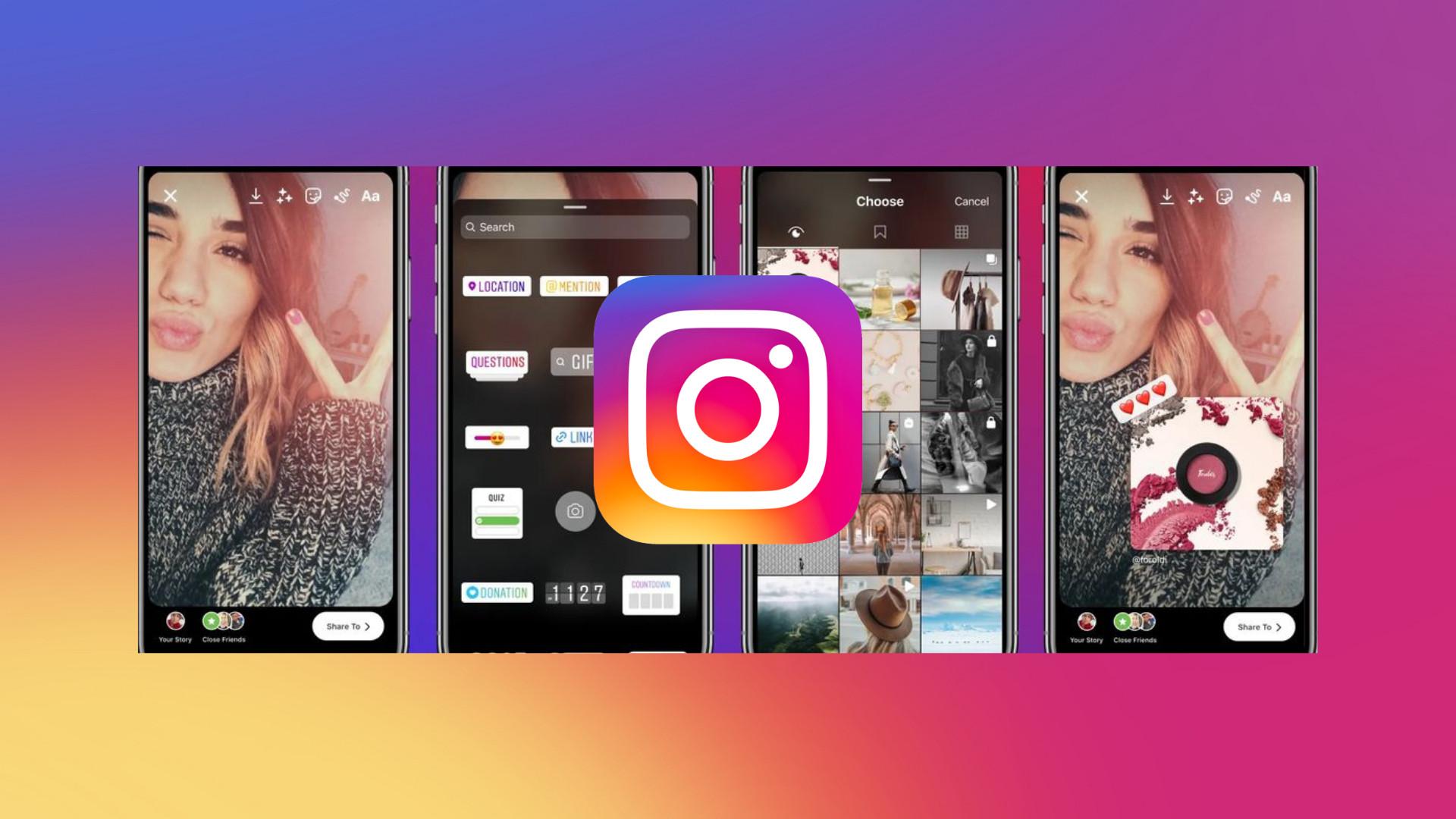 App chụp hình đẹp đăng mạng xã hội - Instagram