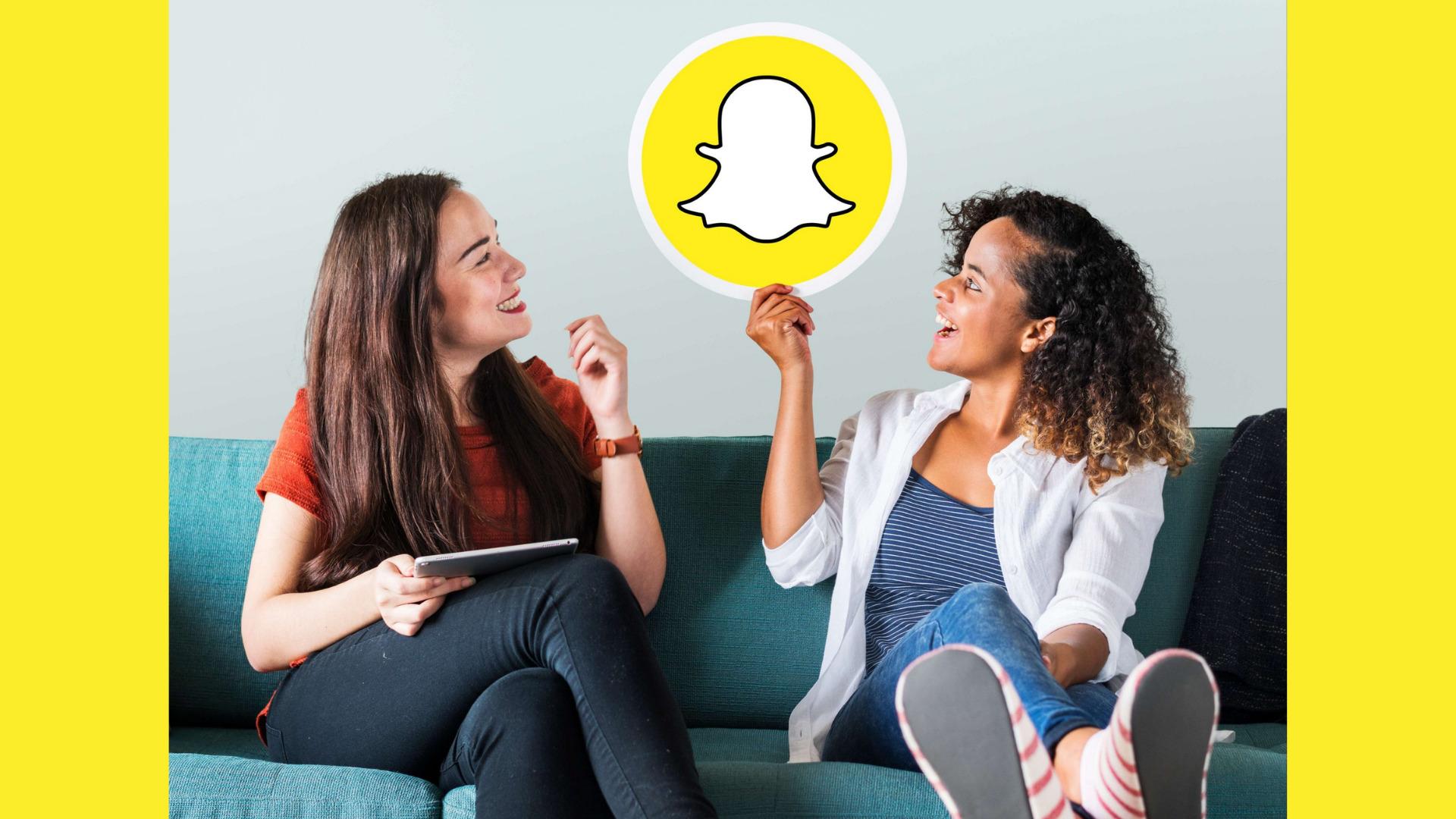 App chụp ảnh đẹp - Snapchat