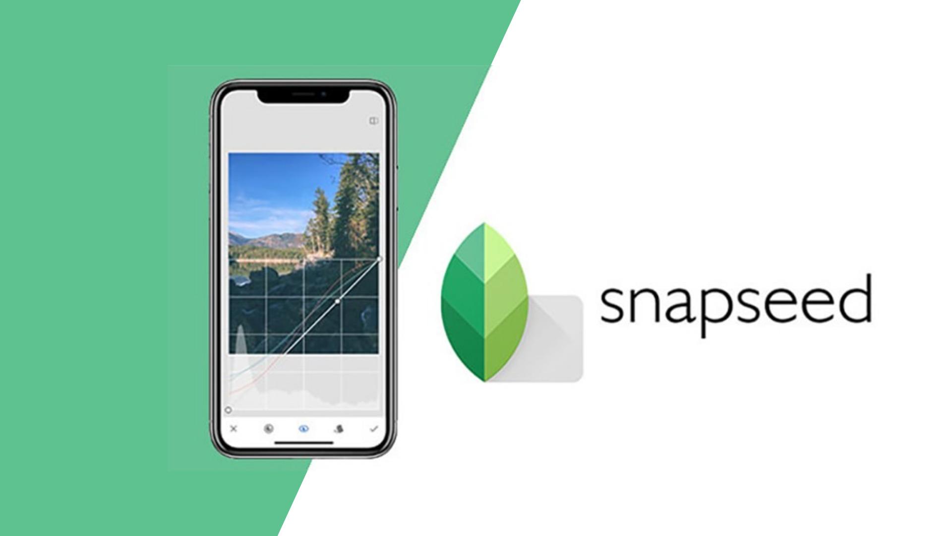 App chỉnh ảnh đẹp - Snapseed