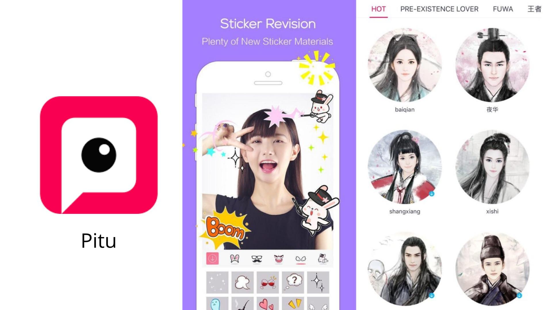 App chụp ảnh đẹp trên iOS - Pitu