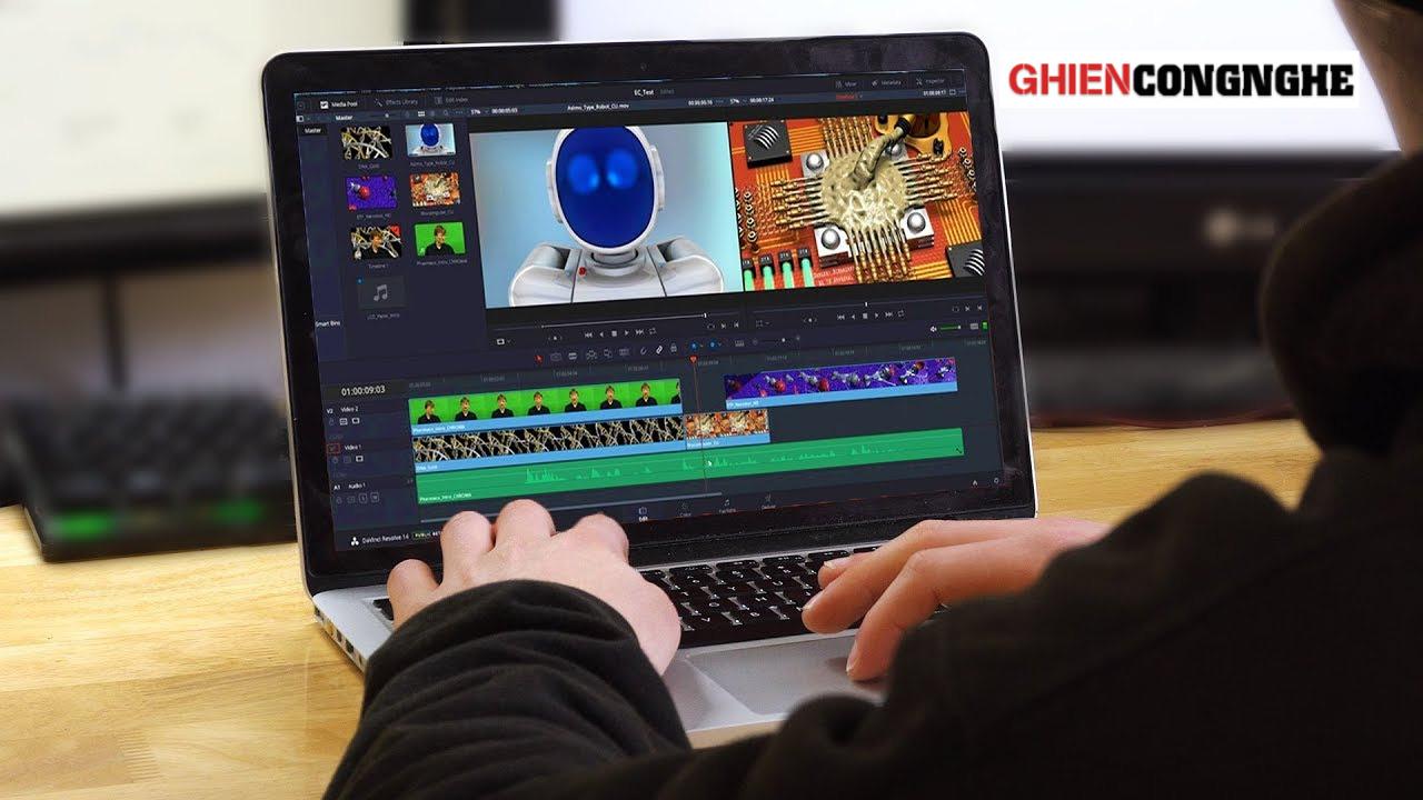 22 phần mềm cắt ghép video miễn phí đáng dùng trên máy tính và di động