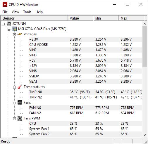 Top phần mềm đo nhiệt độ CPU trên PC và điện thoại được đánh giá tốt 1