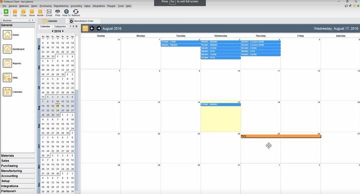 Phần mềm quản lý kho miễn phí