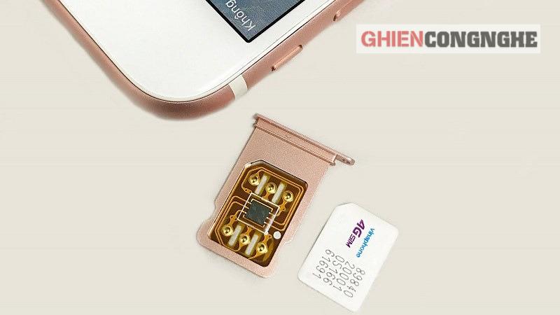 SIM ghép là gì? Thần dược biến hóa vô số chiếc iPhone Lock thành iPhone quốc tế