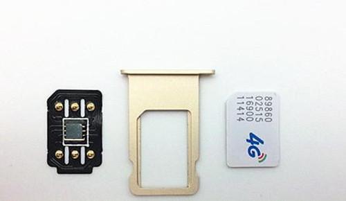 SIM ghép là gì? Thần dược biến hóa vô số chiếc iPhone Lock thành iPhone quốc tế 2