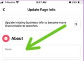 Cách đổi tên Page Facebook trên nhiều loại thiết bị chỉ với vài bước đơn giản 1