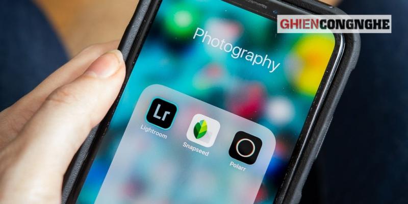 Top 17 app chụp ảnh đẹp cho các nàng thêm xinh thêm đẹp