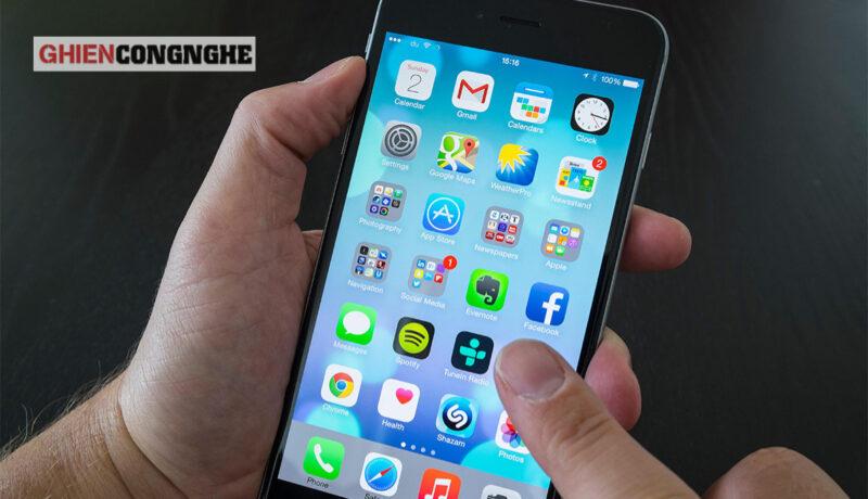 Cách ẩn ứng dụng trên iPhone giúp bạn cất đi những app bí mật trước khi cho em nhỏ mượn máy